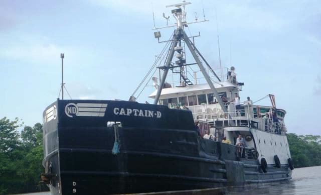 Capitan D