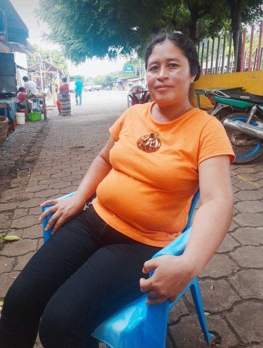 Víctima de femicidio Yorly Xiomara Cuadra Delgadillo. Foto/cortesía