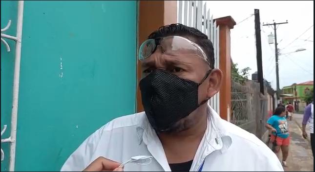 Resistencia indígena. Bayardo Prudo, líder Miskito.