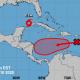 Otro ciclón amenaza a Nicaragua. Cortesía