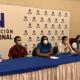 Coalición Nacional, reunión exploratoria